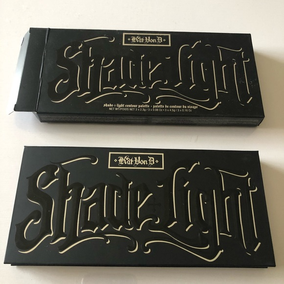 Kat Von D Other - KVD Shade & Light Contour palette